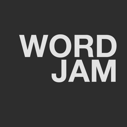 Word Jam - scramble, jumble without friends fun