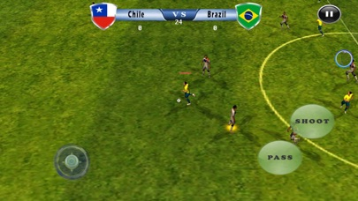 World Soccer: Sport Game, Real Pro Football 2017 1.1 IOS