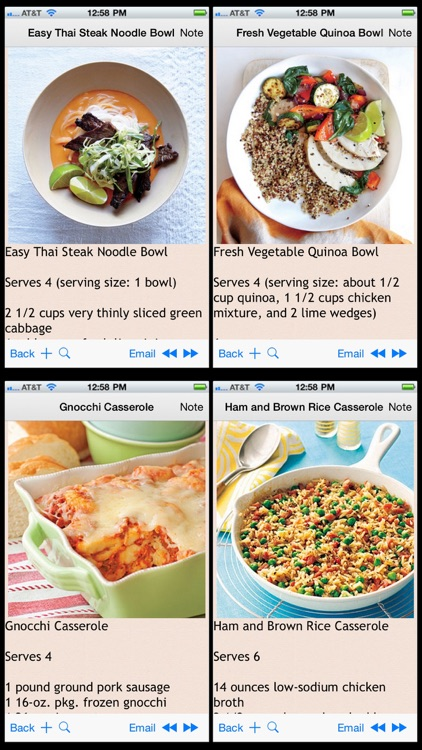 Clean Eating Recipes Plus+