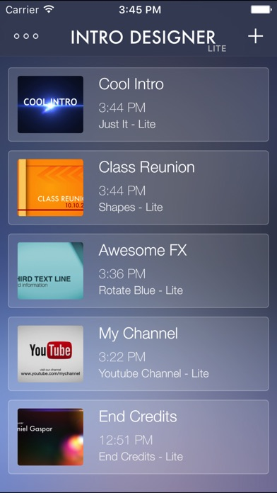 Related Apps: Movie Maker for YouTube & Instagram - by ALIVE