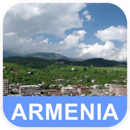 Armenia Offline Map - PLACE STARS