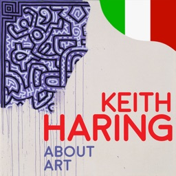 Keith Haring. About art - IT