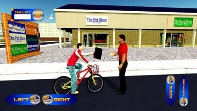 Boy Bike Rider - Thief Chase & Bicycle Run Sim