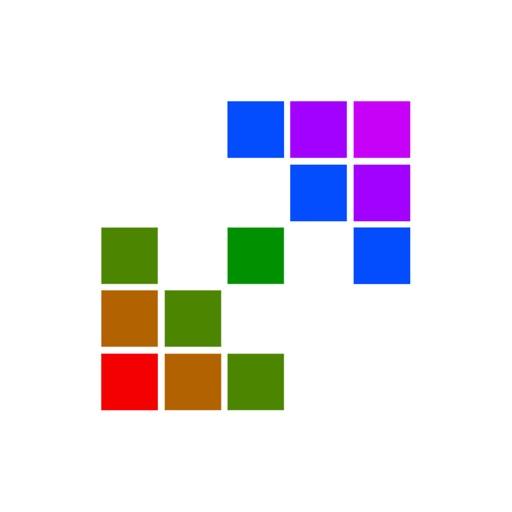 Побег теней — бесплатная увлекательная логическая игра с оттенками цвета