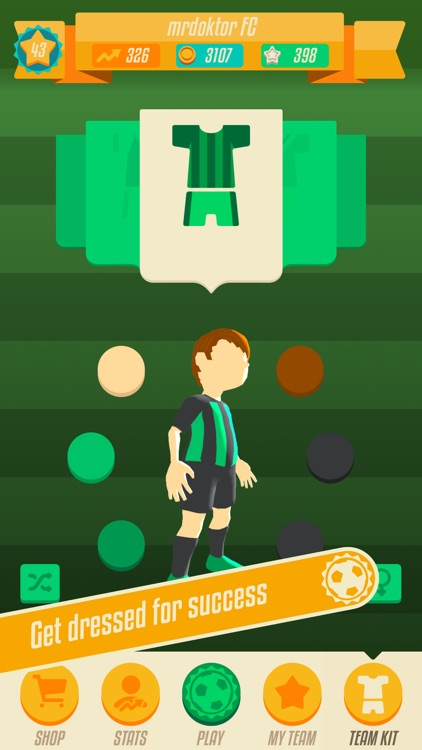 Solid Soccer screenshot-3