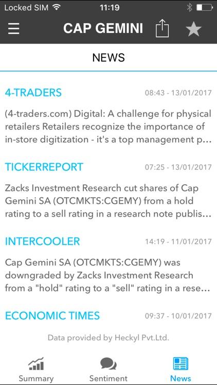 Euronext Market Insight