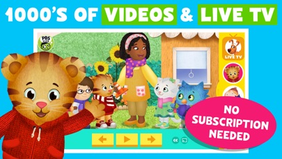 PBS KIDS Video for Windows