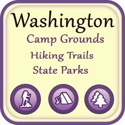 Washington Campgrounds & Hiking Trails,State Parks