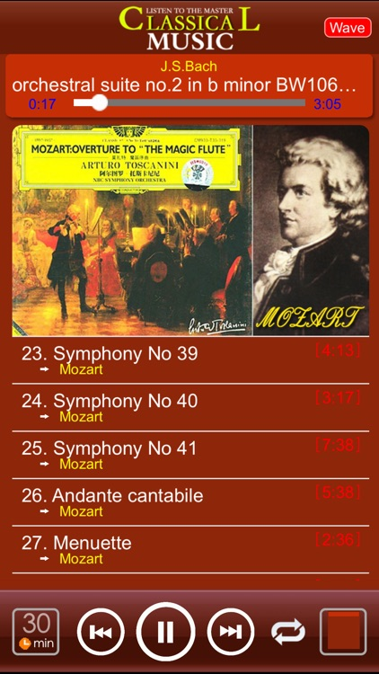 [11 CD] Listen to the Master [ Classical Music ] screenshot-2