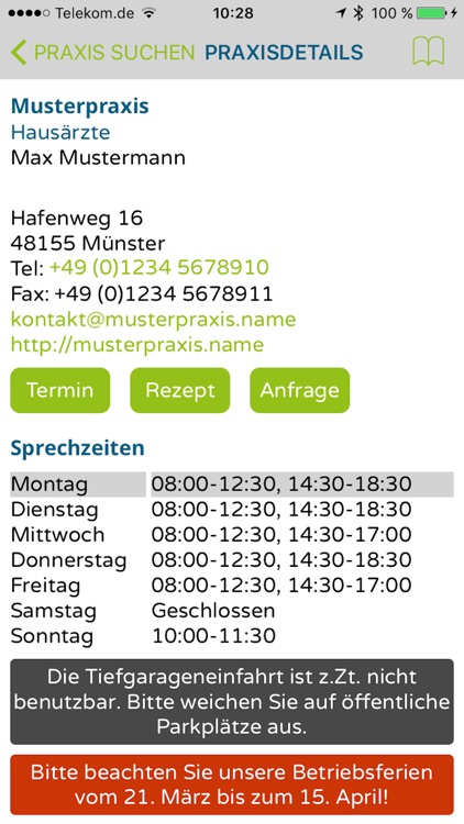 Medis Münster screenshot-1