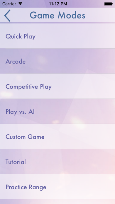 Guide and Cheat Code for Overwatch Edition screenshot three