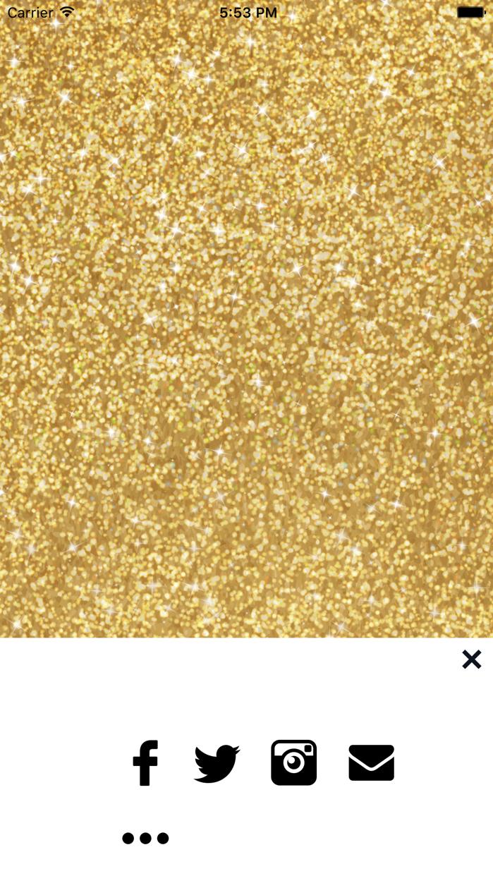 Glitter Wallpapers   Sparkle & Glitter Background Screenshot