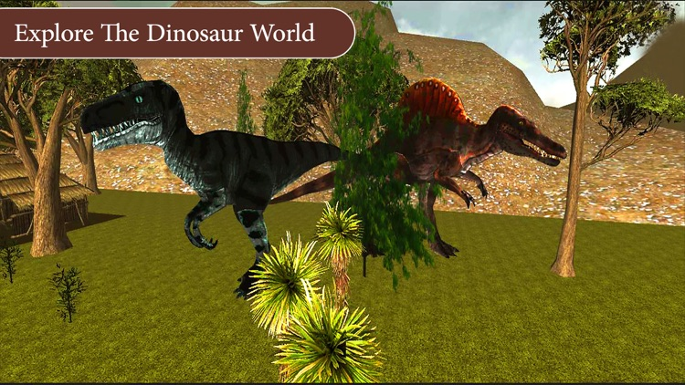 VR Dino Park Tour: Real Jurassic Experience screenshot-0