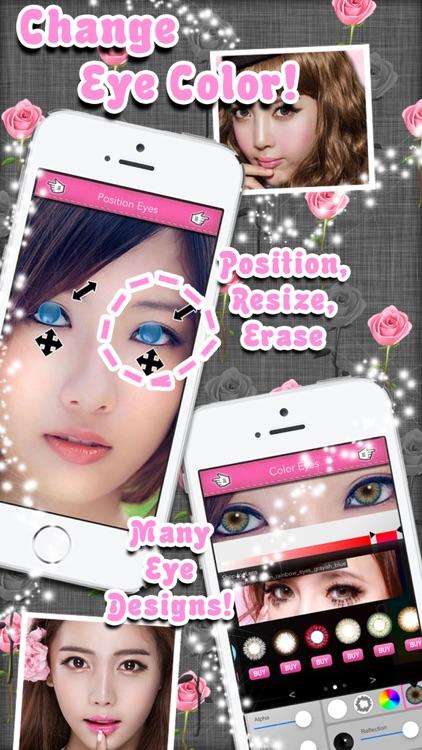 Eye Colorizer - Beauty Eye Color Changer Effect