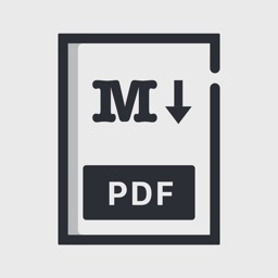 Markdown to PDF converter