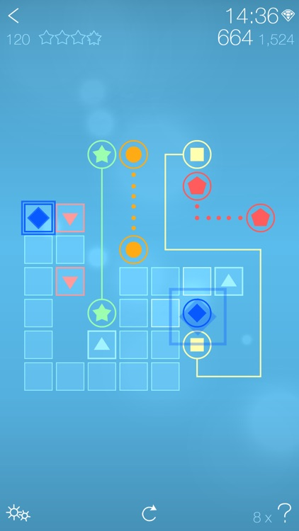 Symbol Link - Game Challenges from Tetris Inventor screenshot-3