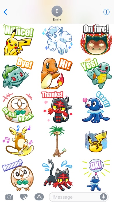 Pokémon Chat Pals for Pc