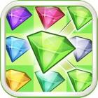 Gem Crush Pop Legend - Connect Gems juegos gratis icon