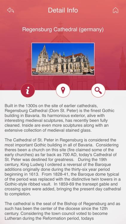 Beautiful Churches In Europe screenshot-3
