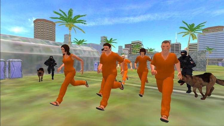 Prison Break Survival Mission: Criminal Escape 3D screenshot-3