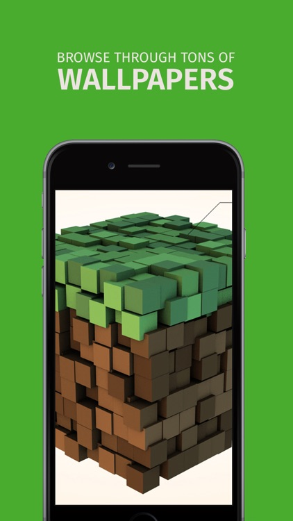 Wallpapers for Minecraft Pocket Edition Free