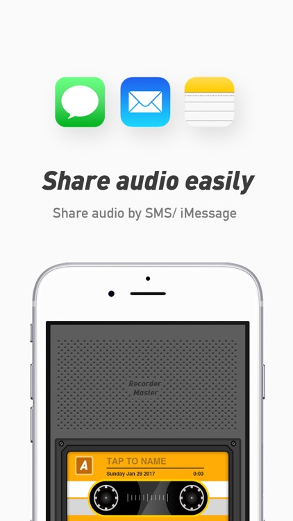 Voice Recorder - Best Recording & Voice Memos App screenshot-4