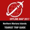 北马里亚纳 旅游指南+离线地图