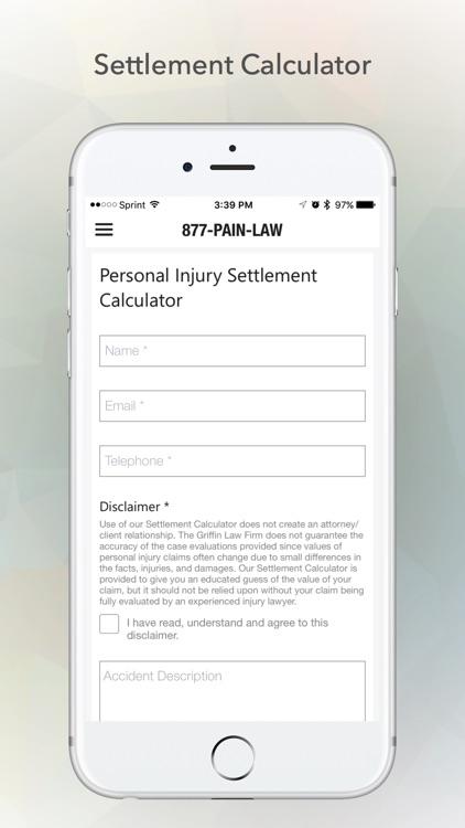 Pain Law - Georgia Injury Lawyers