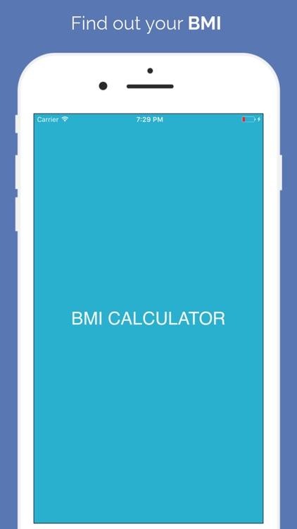 Health Mate - BMI Checker