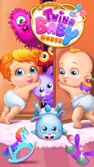 Crazy Twins Baby House - No Ads screenshot 5