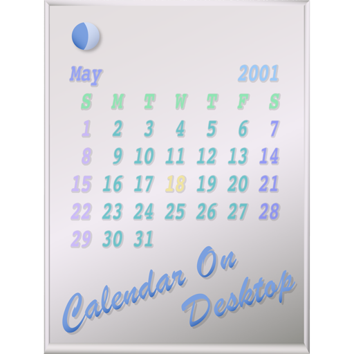 CalendarOnDesktop