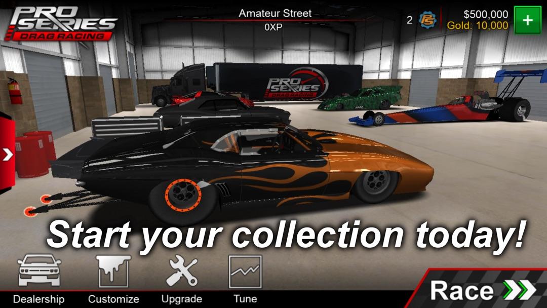 Pro Series Drag Racing - Online Game Hack and Cheat   Gehack com