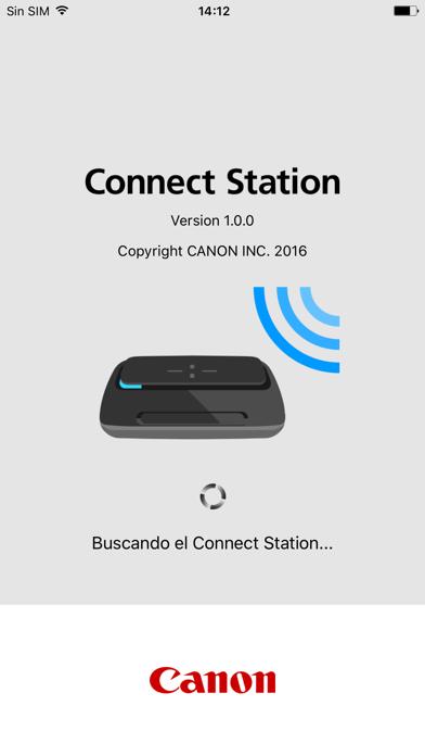 Descargar Canon Connect Station para Android