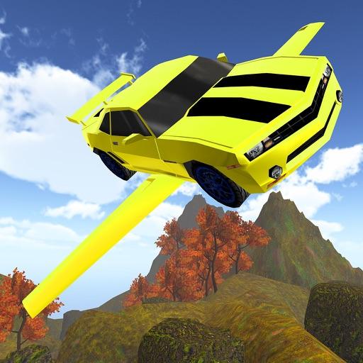 Flying Car Racing PRO - Full Simulator Version