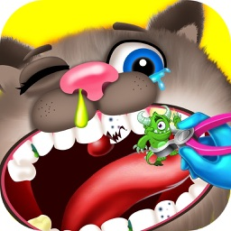 crazy dental clinic - virtual teeth surgery