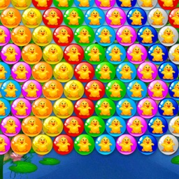 Duck Farm - Bubble Shooter
