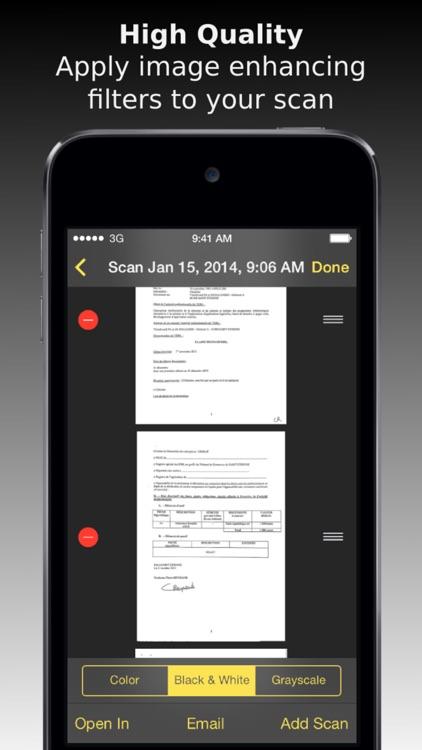 ScanBee - Scanner & copier screenshot-3
