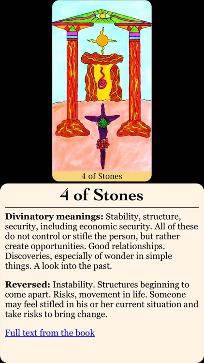 The Shining Tribe Tarot screenshot-3