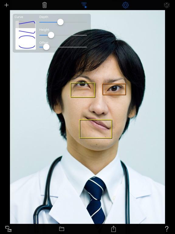 Facial expression changes screenshot 6
