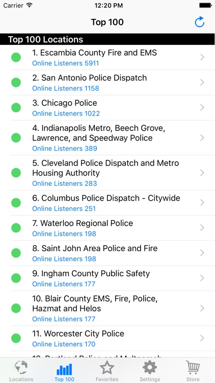 911 Dispatch app image