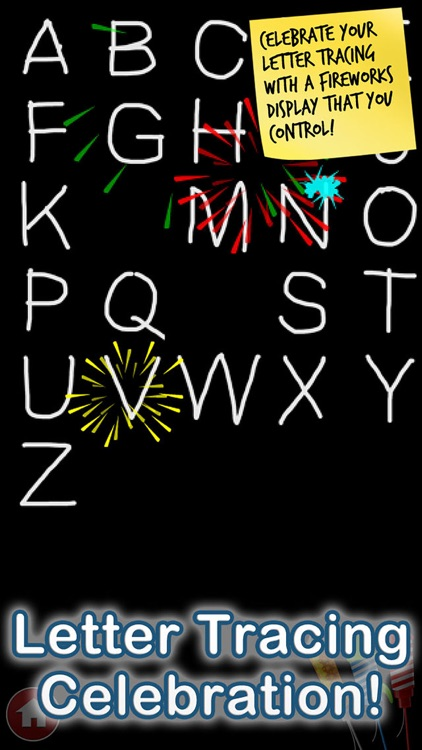 Letter Quiz - alphabet tracing for kids screenshot-4