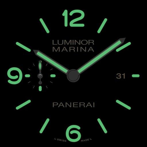 screensaver orologio panerai