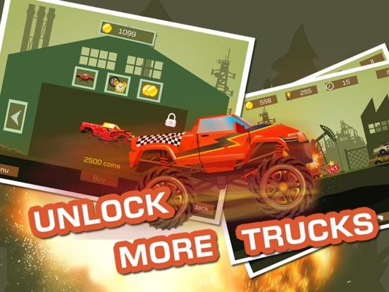 Screenshot #6 pour Mad Truck 2 -- Driving Survive