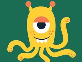 Cute Monster Emojis