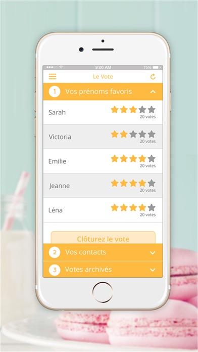 download Les Jolis Prénoms pour bébé apps 2
