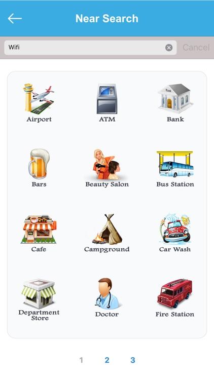 Denver City Wifi Hotspots screenshot-3