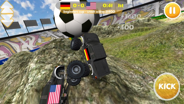 World Truck Ball - OffRoad screenshot-0