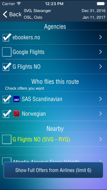 Oslo Airport Pro (OSL) + Flight Tracker screenshot-3