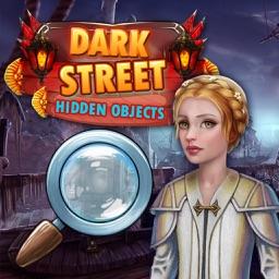 Dark Street Hidden object game
