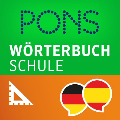 Dictionary German - Spanish SCHOOL by PONS